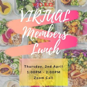 Supporting Our WORQ Members During COVID-19: Virtual Members Lunch