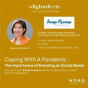 Coping With A Pandemic - Ranukka Singham