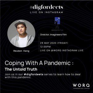 Coping With A Pandemic - Reuban Kang