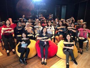 Women Day engagement in WORQ