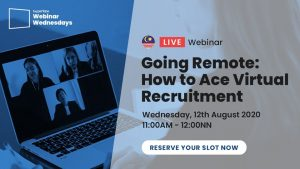 Going remote - ace virtual recruitment