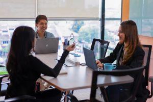 Coworking membership benefit