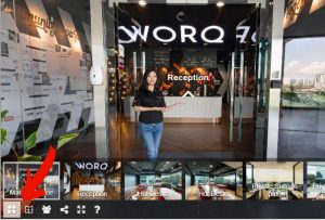 Guided Virtual Tour Tour WORQ From Your Couch